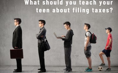 Taxes for Teens: What Las Vegas Parents Need to Teach Their First-Time Filers